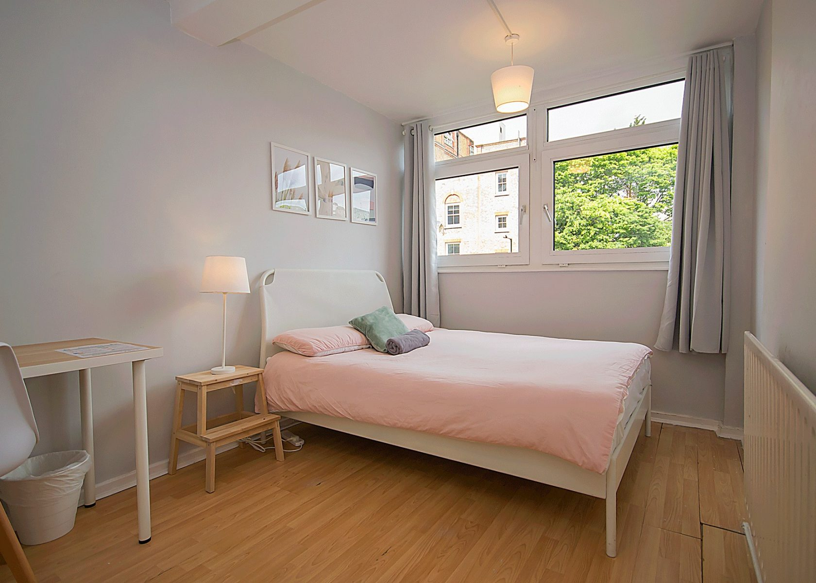 PRIVATE DOUBLE ROOM in Hanbury Brick Lane
